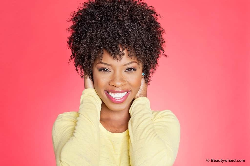 get long and healthy 4c natural hair
