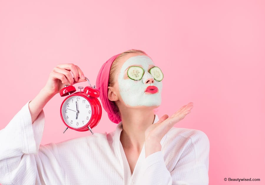 How often to use  a face mask?