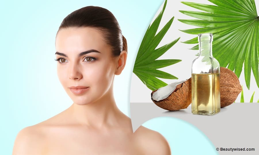 How to use coconut oil for r
