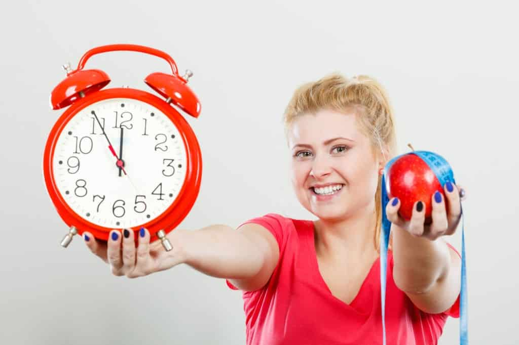 How to lose weight fast naturally?