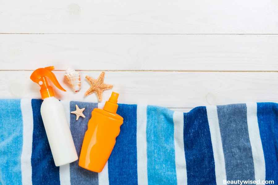when to use sunblock or sunscreen?