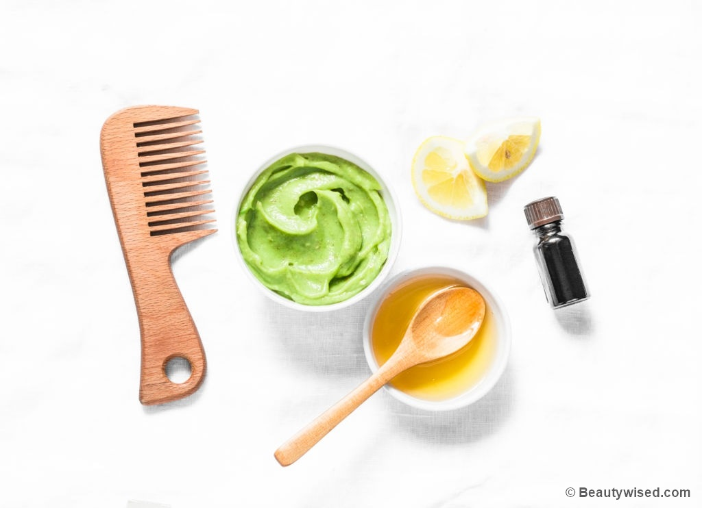 Home remedies to stop hair breakge