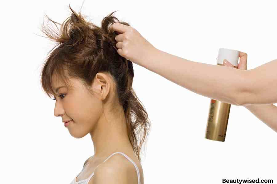 Minimise harsh hair treatments