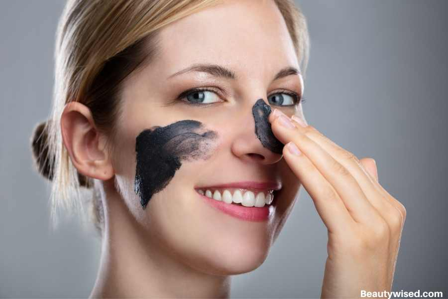 activated charcoal face mask for bright skin
