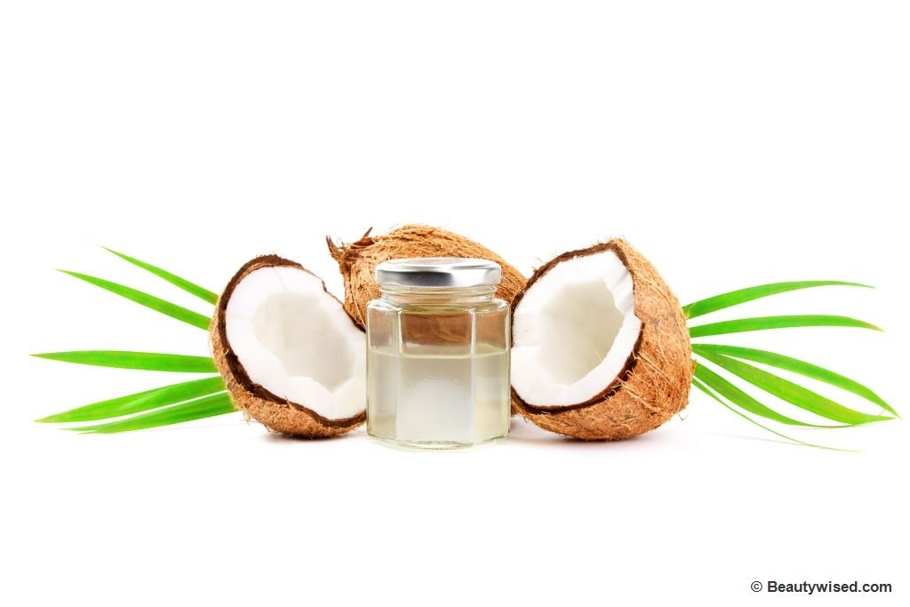 simple coconut oil remedy for dandruff