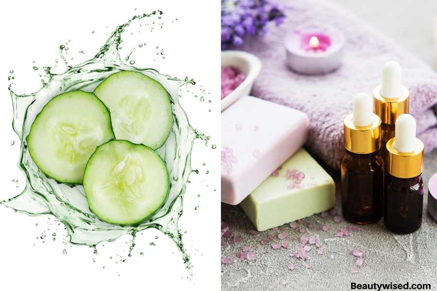 cucumber and glyceerin peel off face mask