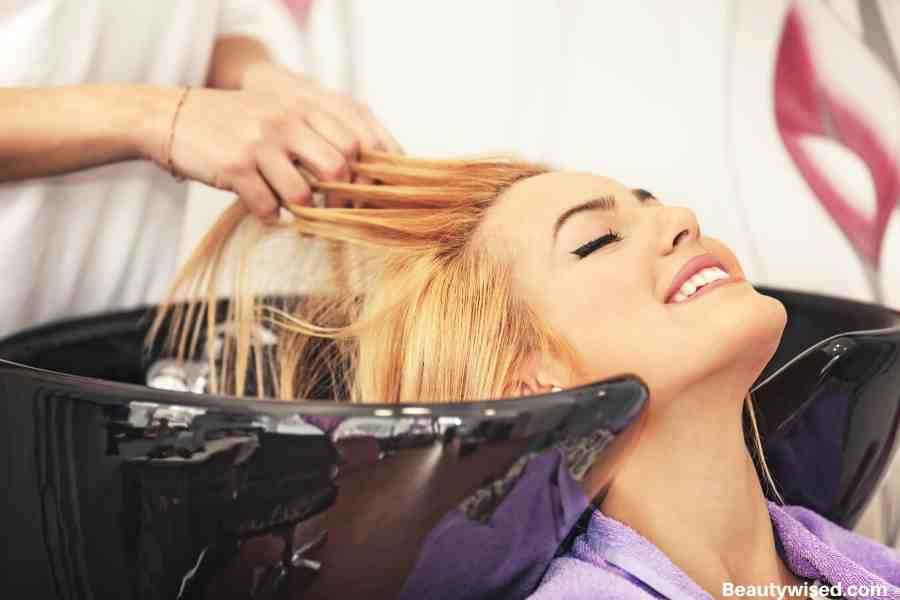 Too much hair treatments causes hair breakage