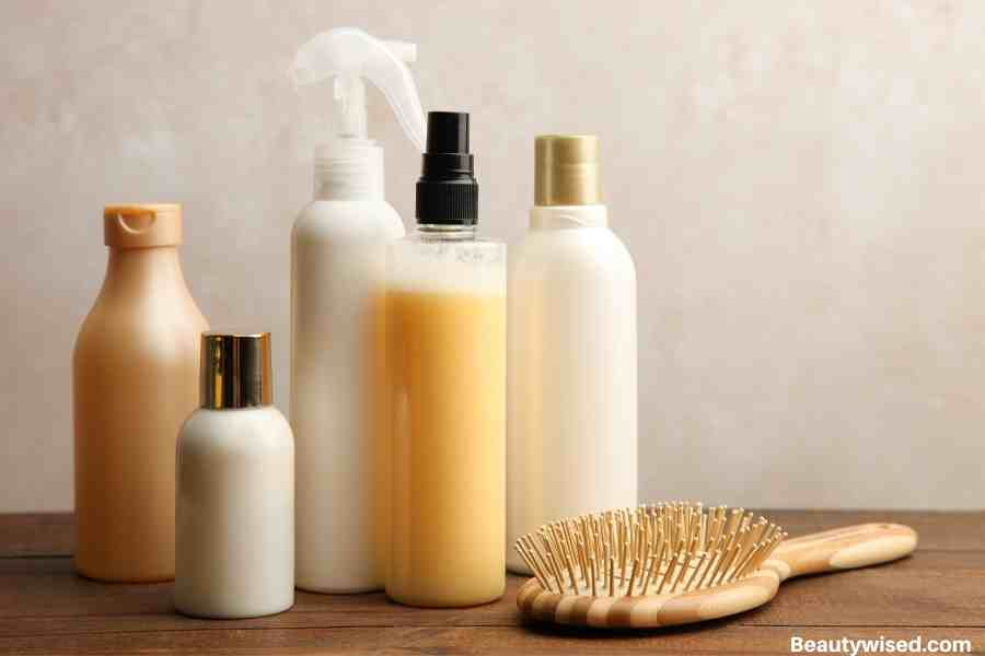 harsh hair products cause hair breakage