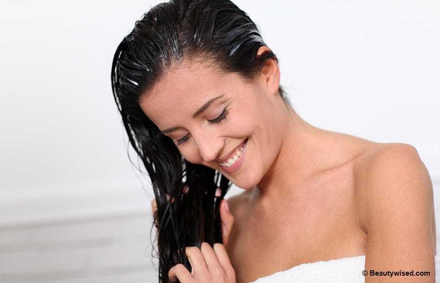 improve your hair care practices to boost hair health