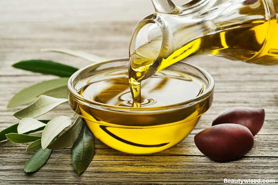 olive oil moisturizer for aging skin in 40s