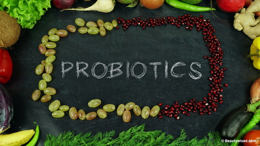probiotics food for dandruff