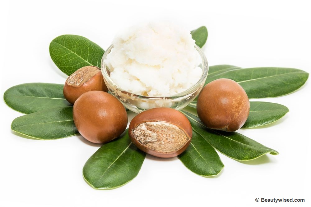 shea butter for acne scars