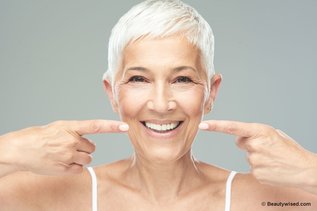 How to get rid of wrinkles around mouth
